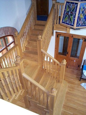 Purpose made stairs and staircase in Lincolnshire & Nottinghamshire