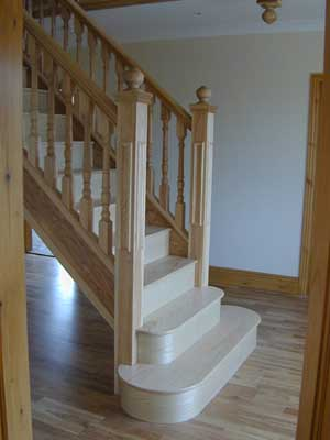Bespoke Stairs Staircase And Staircases In Lincolnshire
