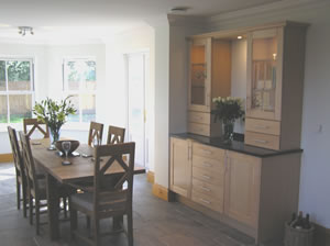 Fitted kitchens by our our craftsmen in Nottinghamshire & Lincolnshire