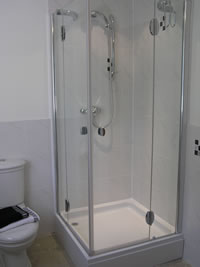 Bathrooms fitted by our plumbing & heating division in Notts & lincs
