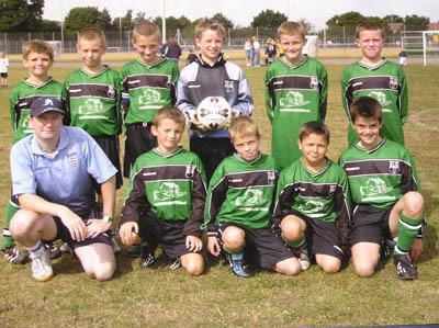 Greenbank U10b S Greenbank Fc Lincoln Youth Football