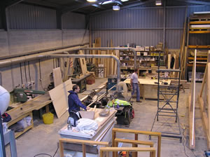 Purpose made joinery in Lincolnshire and Nottinghamshire