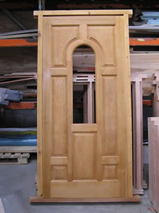bespoke arch top doors in Lincolnshire & Nottinghamshire